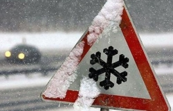 Moldova has announced about a yellow code of meteorological hazards