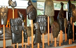 An African culture exhibition opens in Moldova