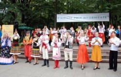 In our capital - Chisinau for the first time is held the forum of ethnic groups in Moldova