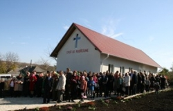 Church house (v. Sarata Noua)
