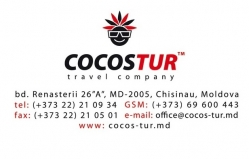 Travel agency «Cocos Tur»